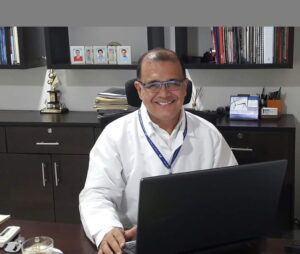 Doctor Alberto Ávila Martínez
